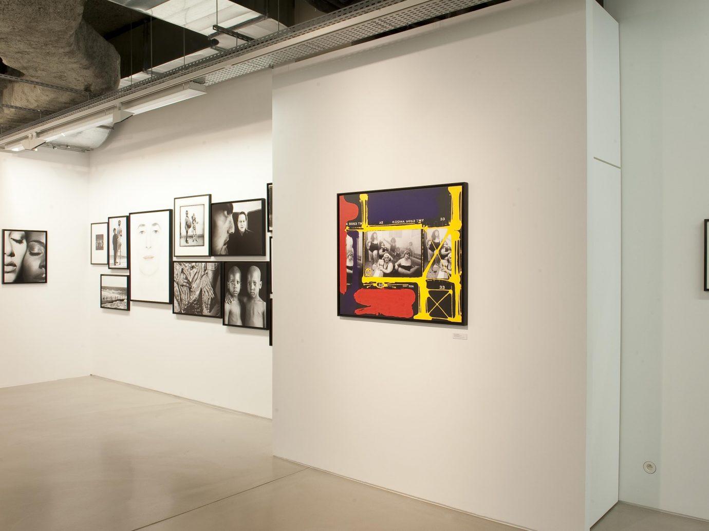 Gallery at the Le Royal Monceau Raffles Paris