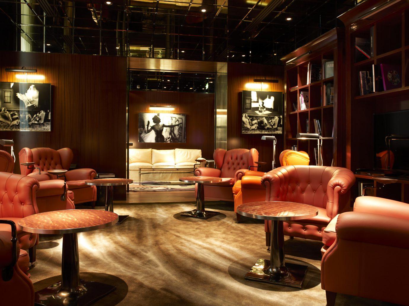 Club Vinales at the Le Royal Monceau Raffles Paris