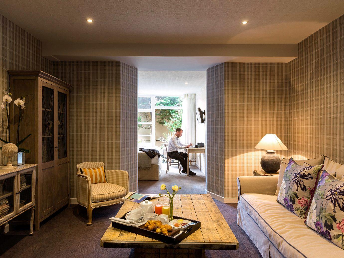 Lounge at Nira Caledonia
