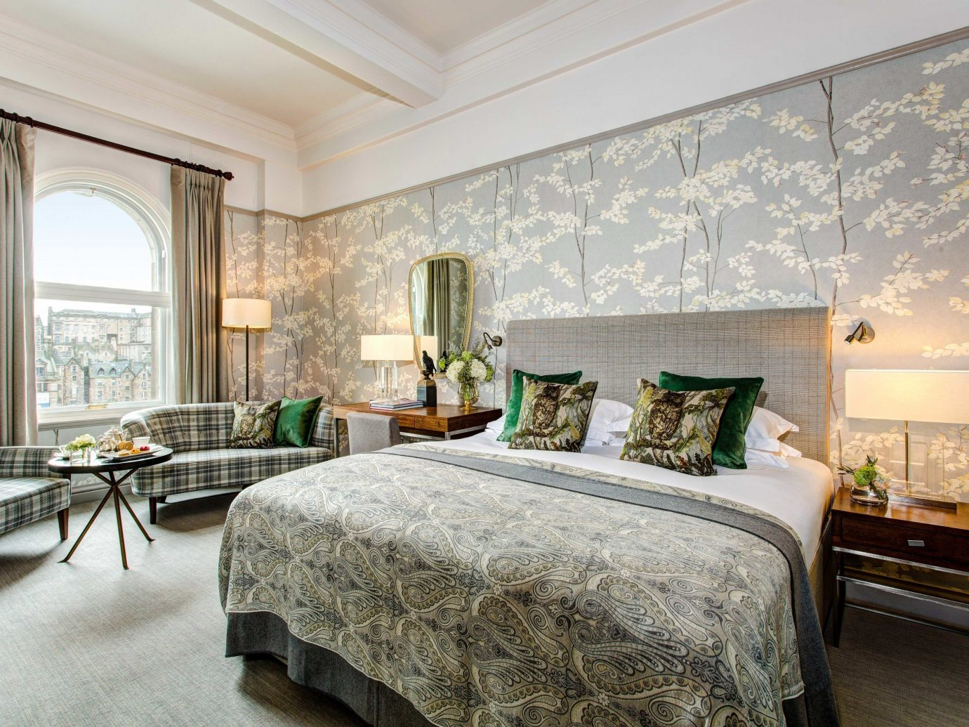 Bedroom at The Balmoral