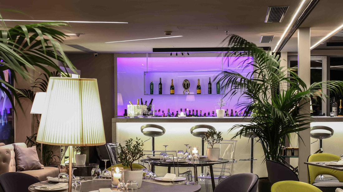 Bar at St George Lycabettus Lifestyle Hotel
