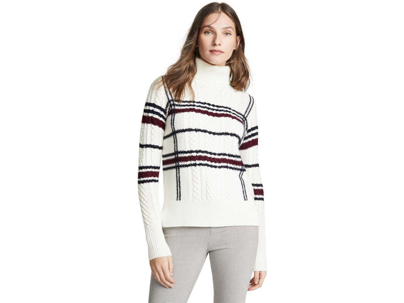 Joie Ashlisa Wool Turtleneck Sweater