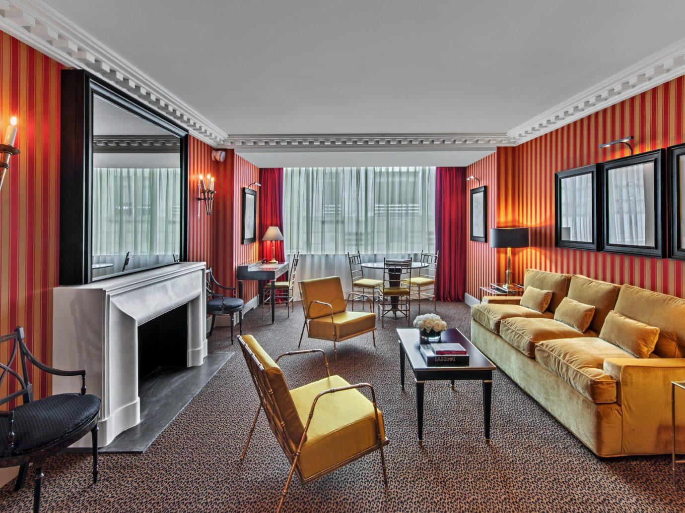 Suite view at the Hotel de Berri