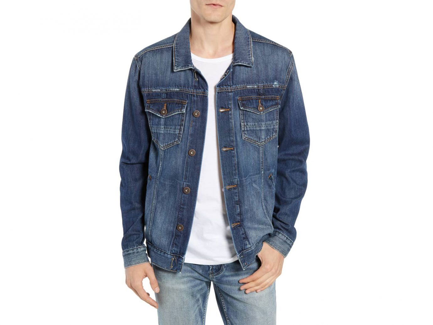 PAIGE Scout Denim Jacket