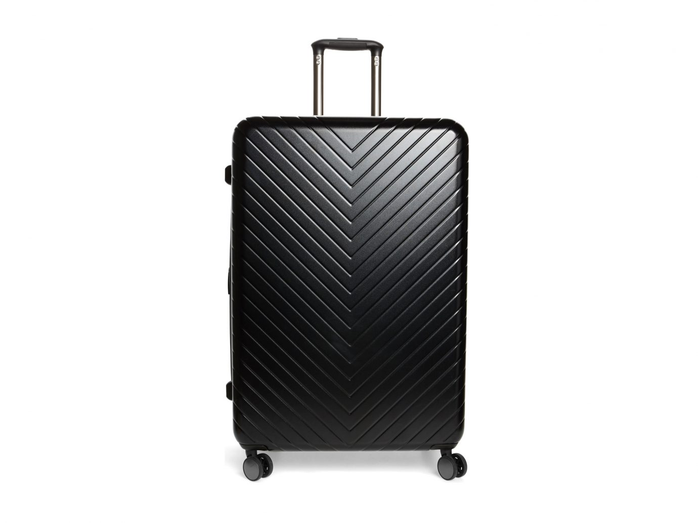 Chevron 29-Inch Spinner Suitcase