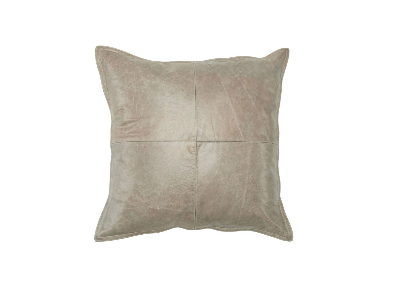 Villa Home Collection Pike Leather Accent Pillow