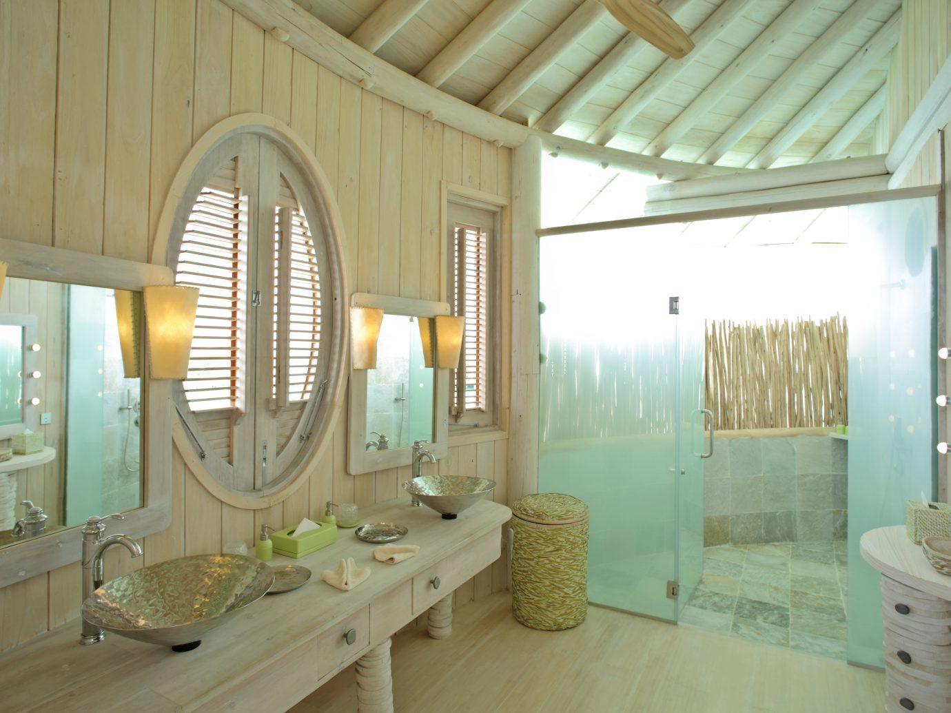 Bathroom at Soneva Jani Resort