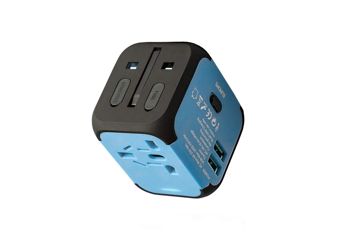 All-in-one Worldwide Travel Adapter on Amazon