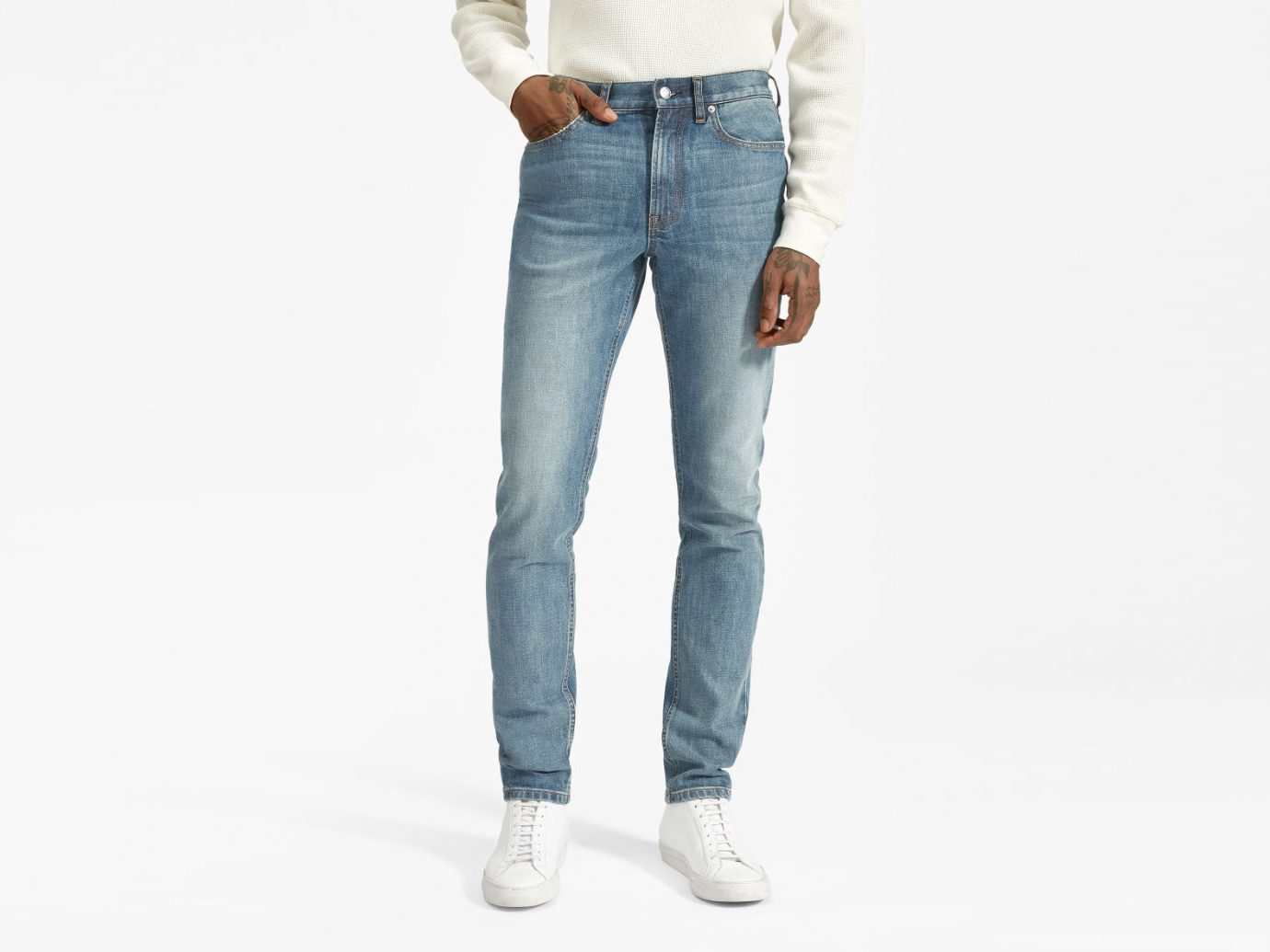 Everlane The Slim Fit Jean