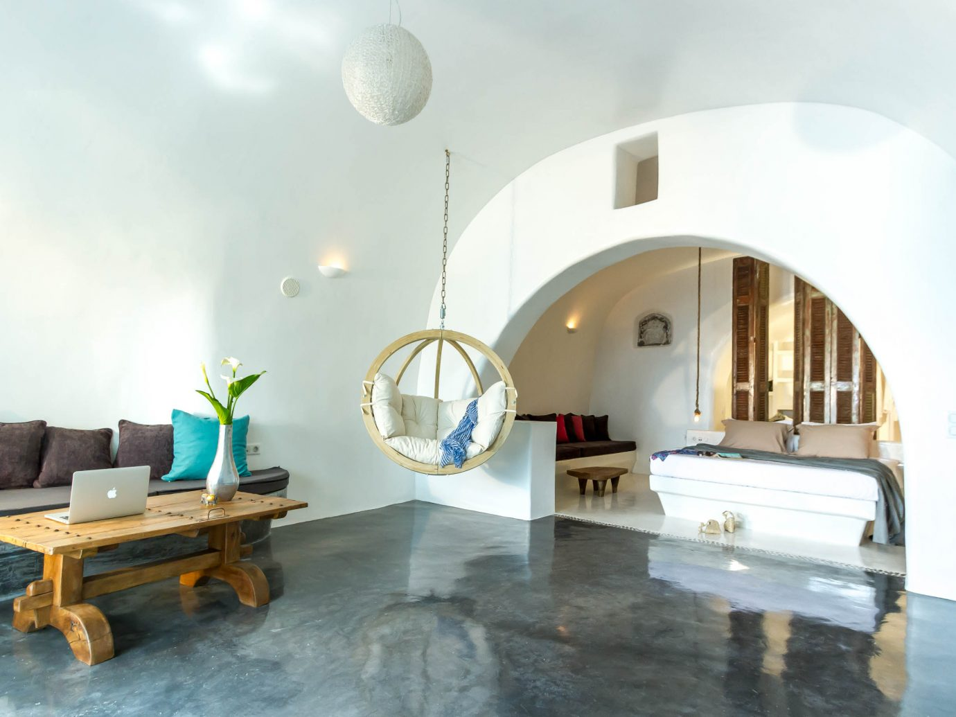 Suite view of Andronis Boutique Hotel, Santorini, Greece