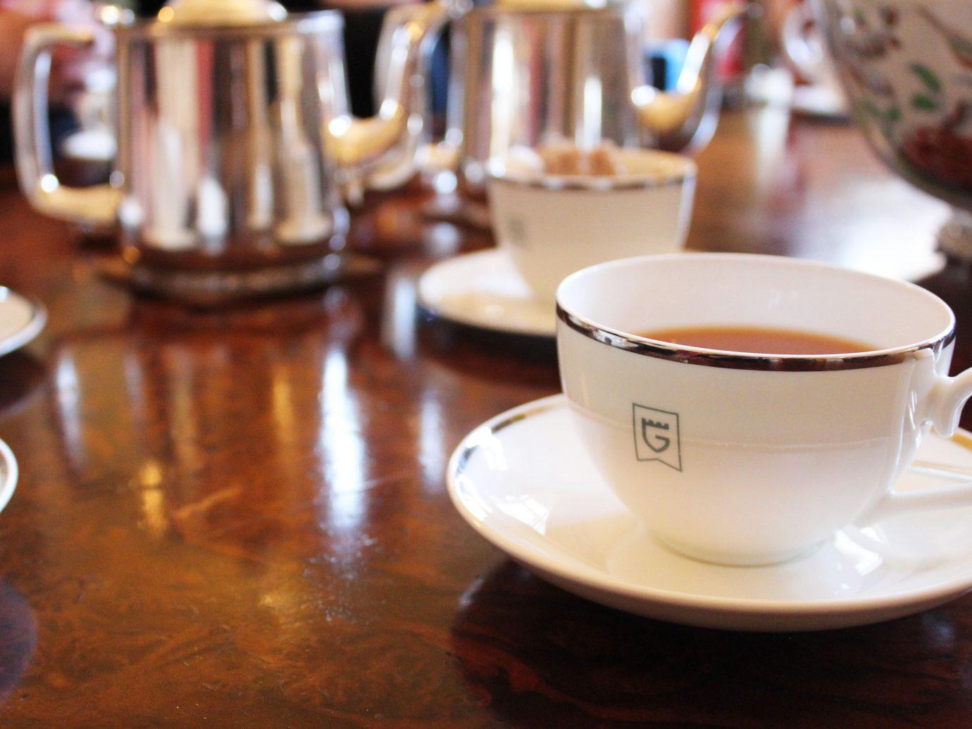 High tea at Glenapp Castle
