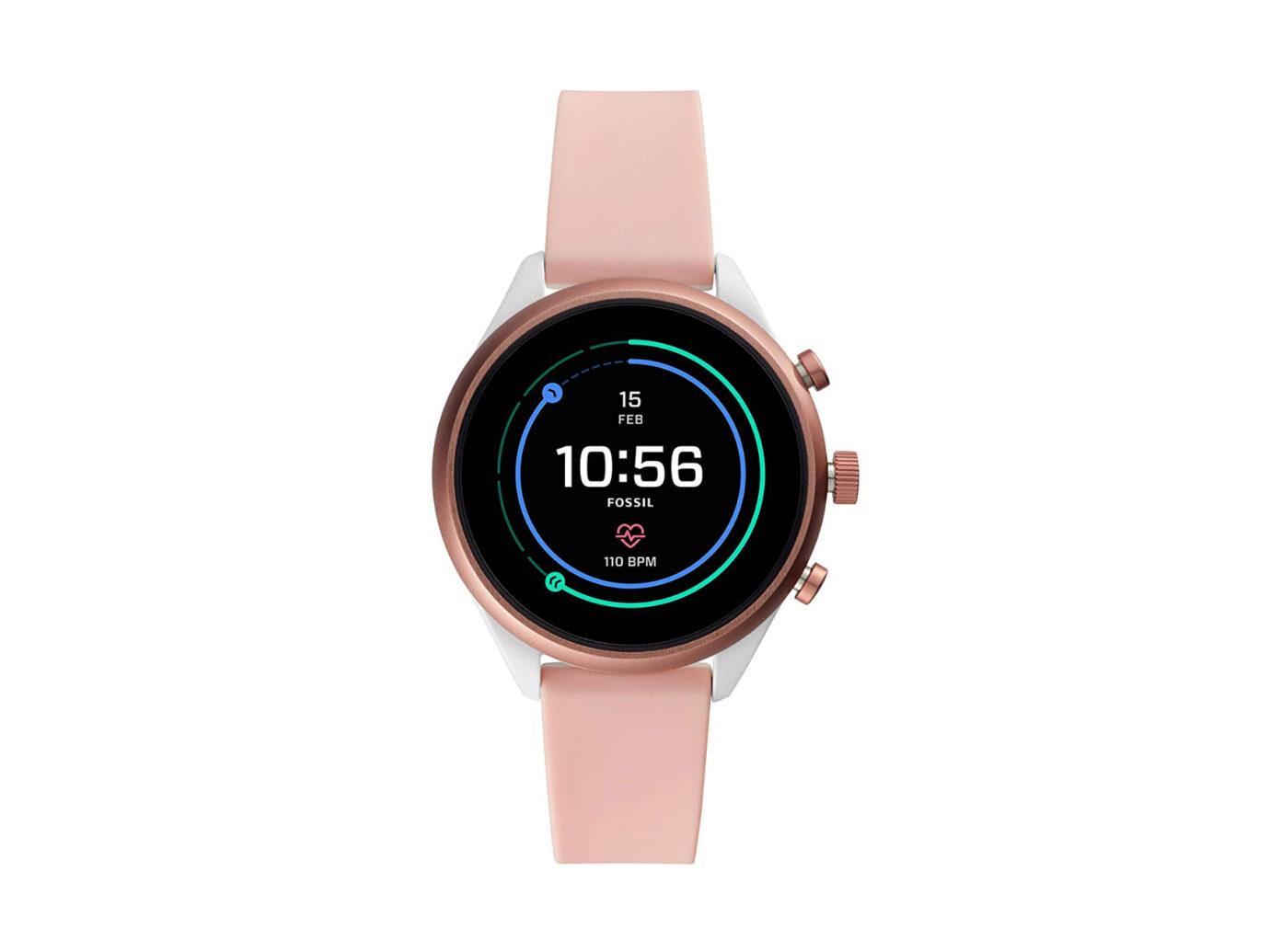 Fossil Women's Sport Touchscreen Smartwatch