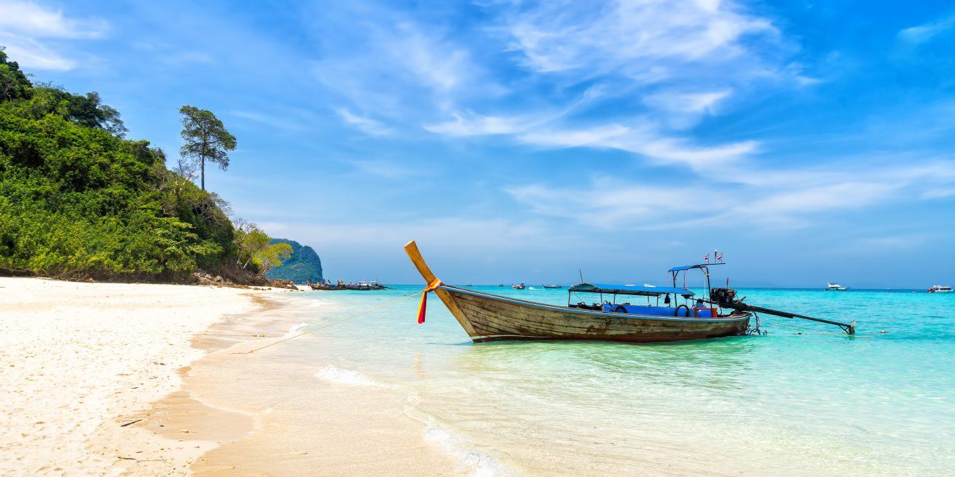 Bamboo island, Krabi province, Thailand