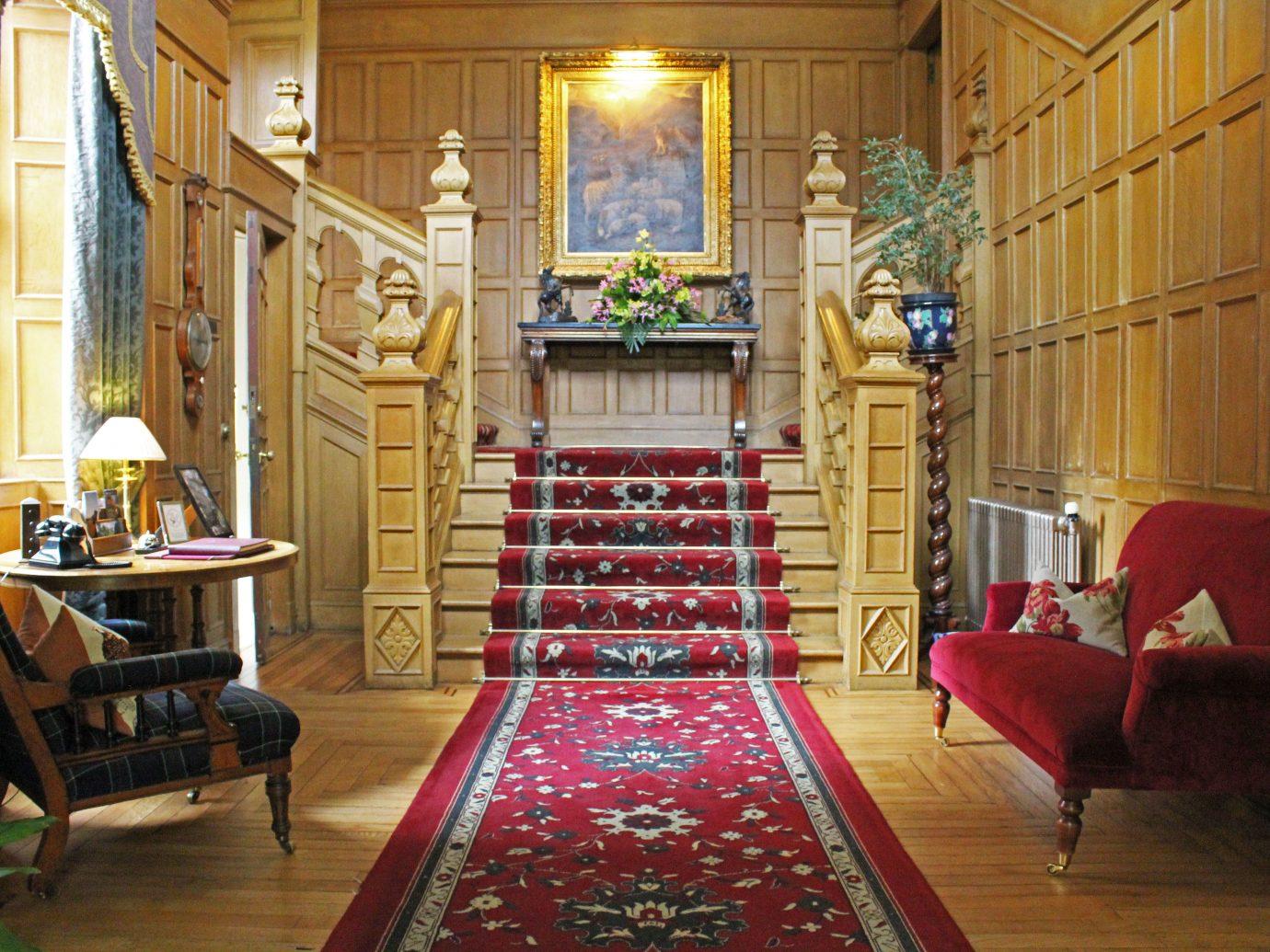 Lobby of Glenapp