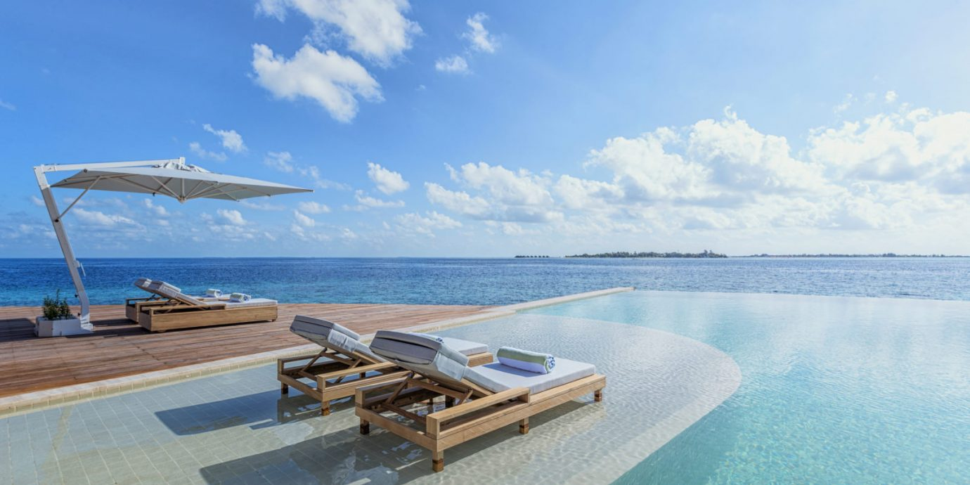 Pool at Kudadoo Maldives Private Island