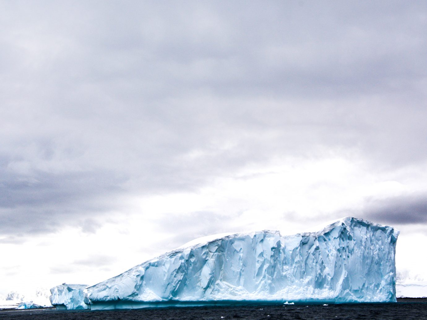 Large Iceberg