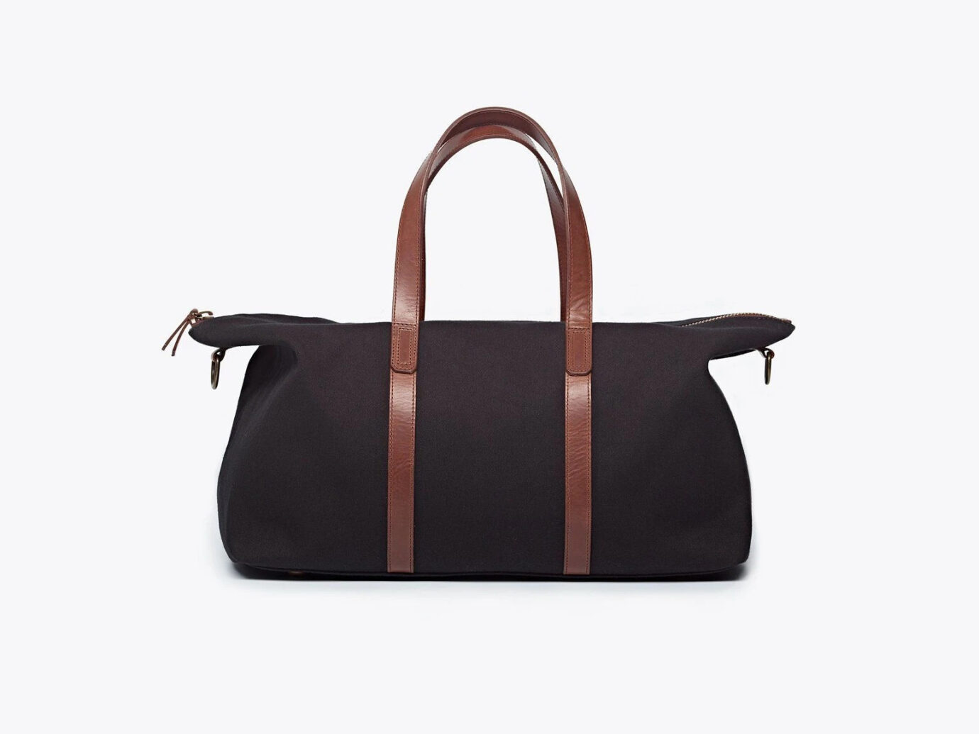 Nisolo Canvas Weekender Bag