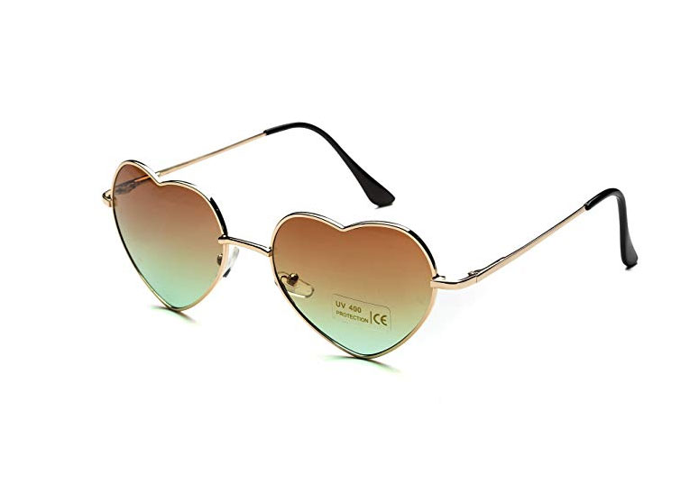 Dollger Heart Sunglasses
