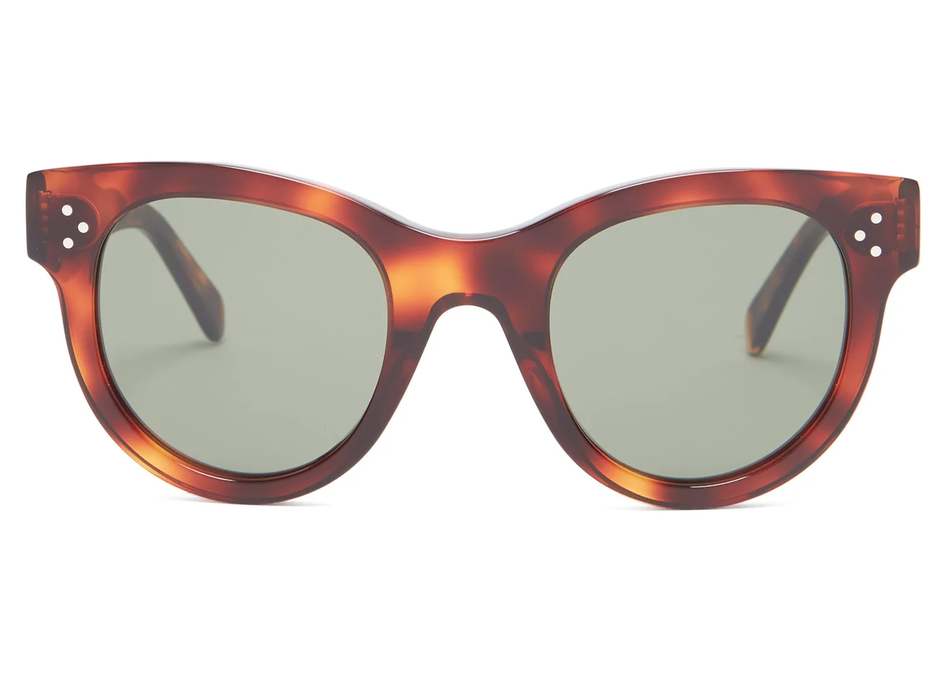 Celine Eyewear Baby Audrey cat-eye acetate sunglasses