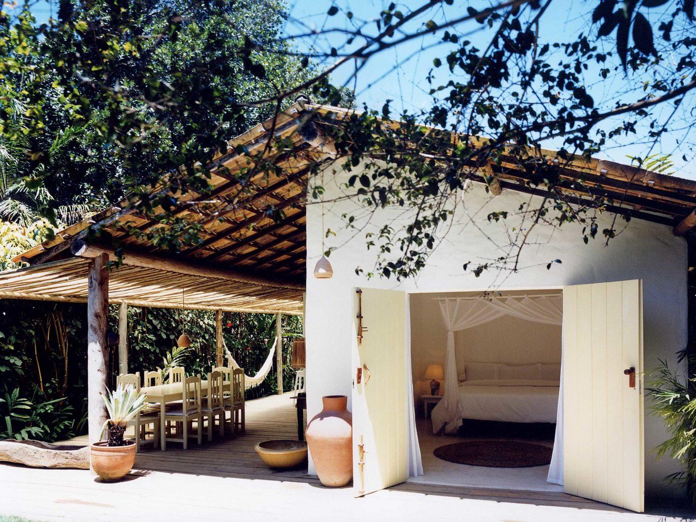 Bedroom at Uxua Casa Hotel & Spa