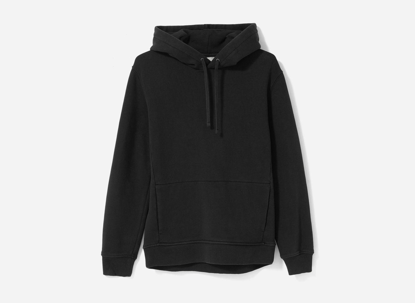 Everlane The 365 Fleece Hoodie