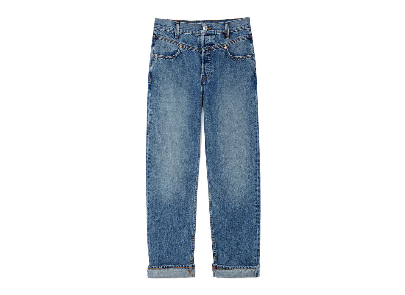 RE/DONE Double Yoke Jean