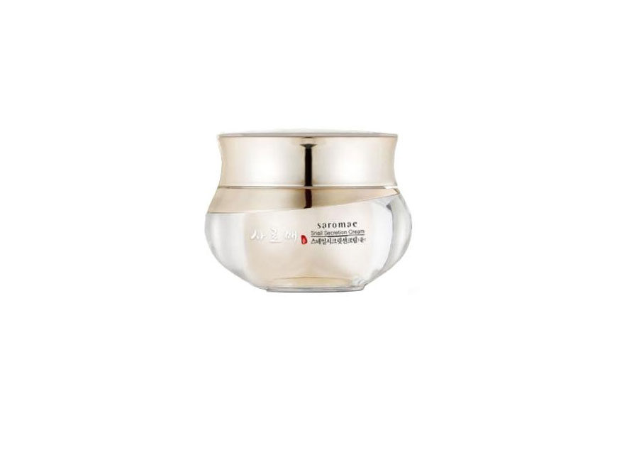 SMD Cosmetics Saromae Snail Secretion Cream