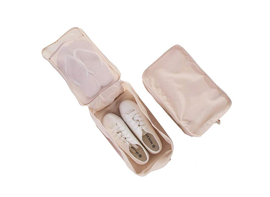 Foldable Waterproof Shoe Pouches on amazon