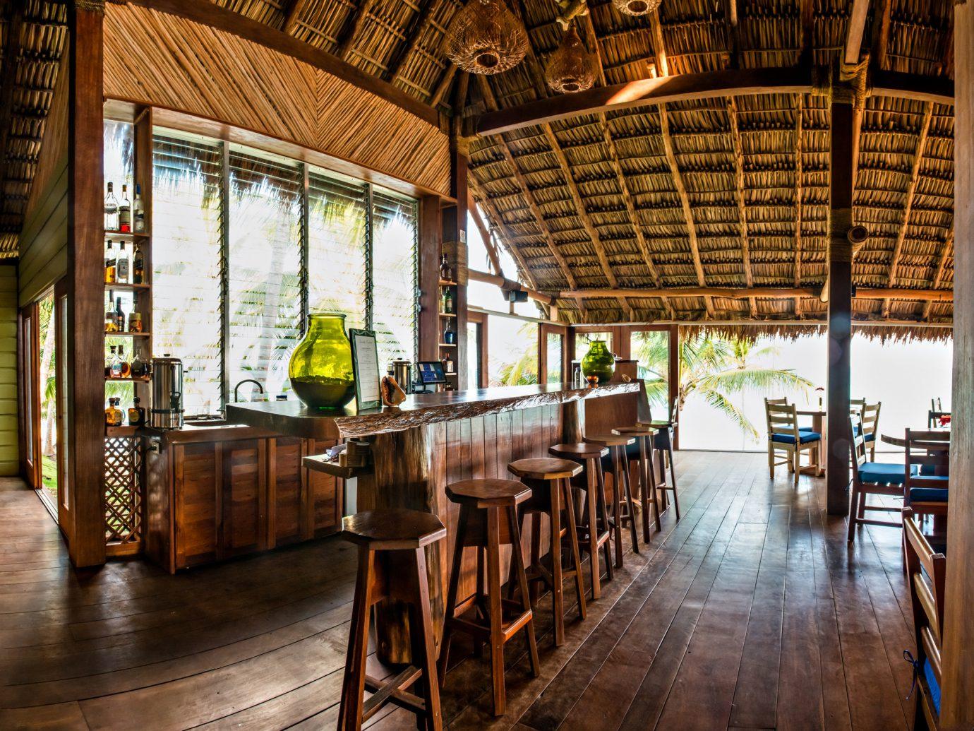 Bar at Yemaya Little Corn