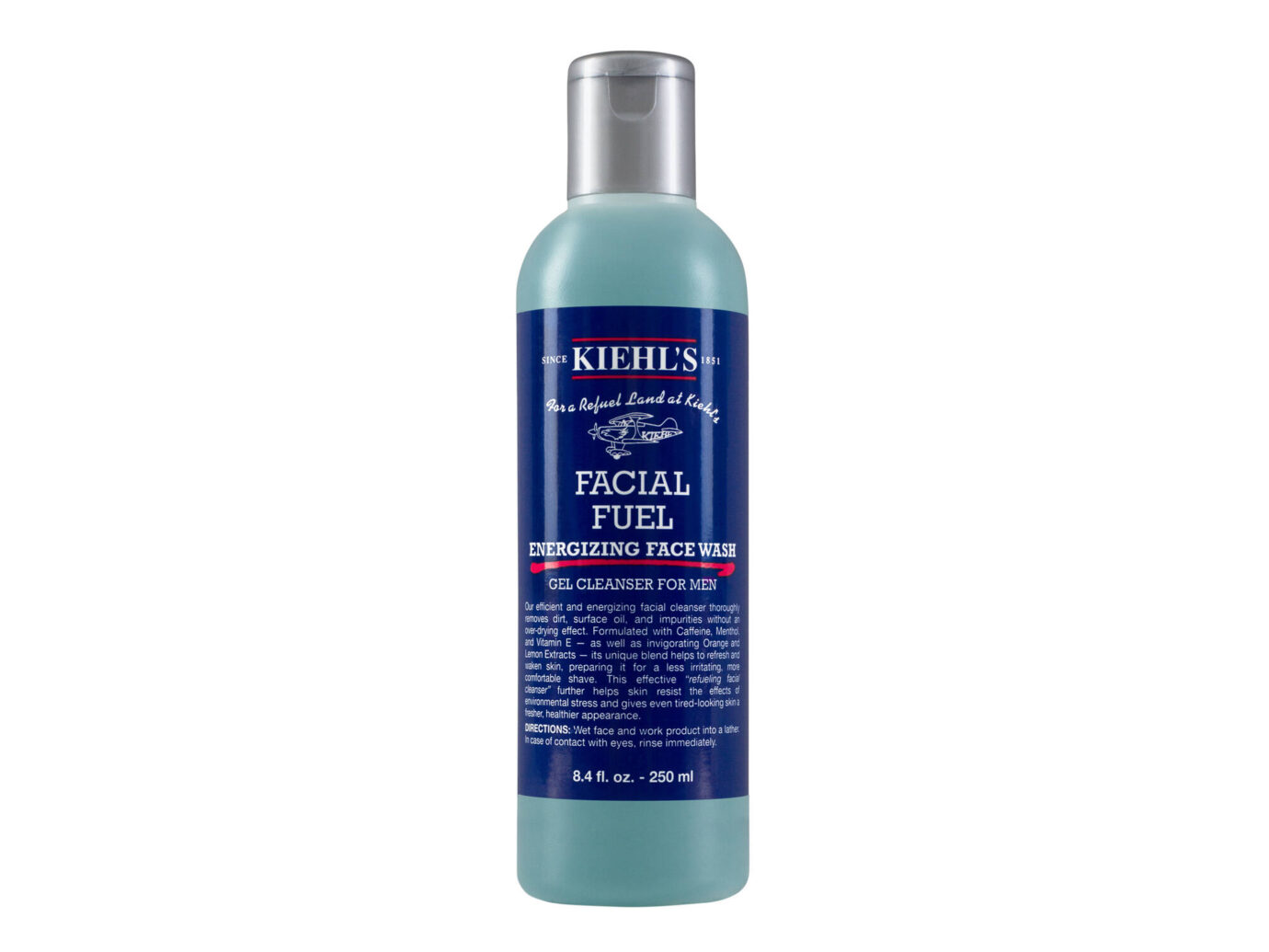 Khiels Facial Fuel Cleanser