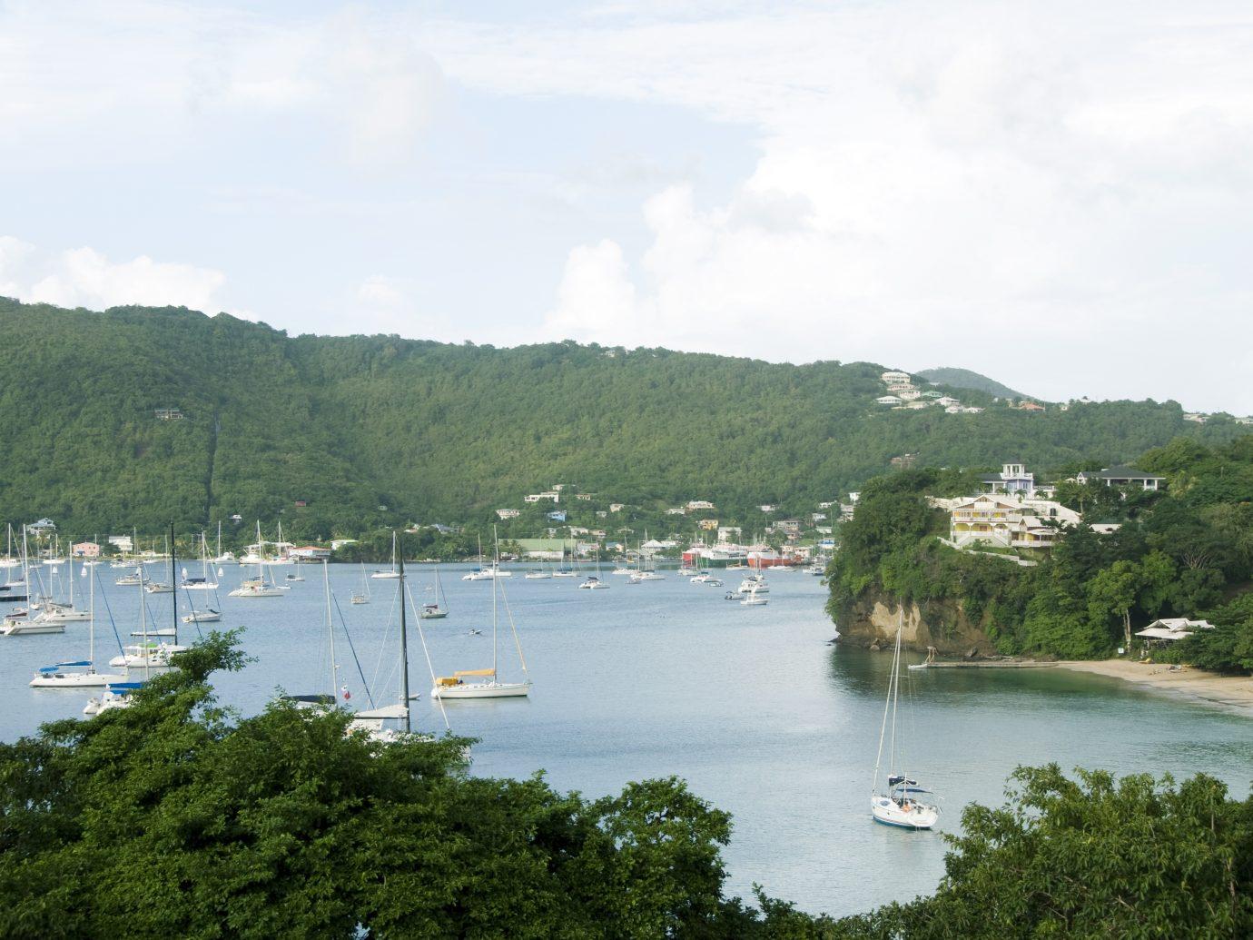 Port Elizabeth harbor Bequia St. Vincent The Grenadines