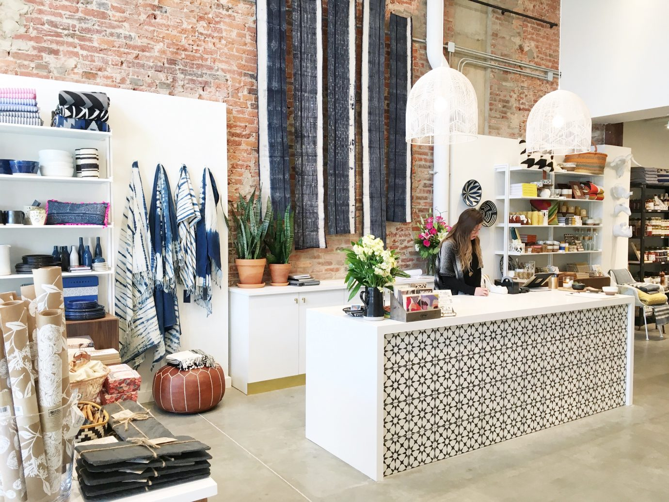 Salt & Sundry store interior