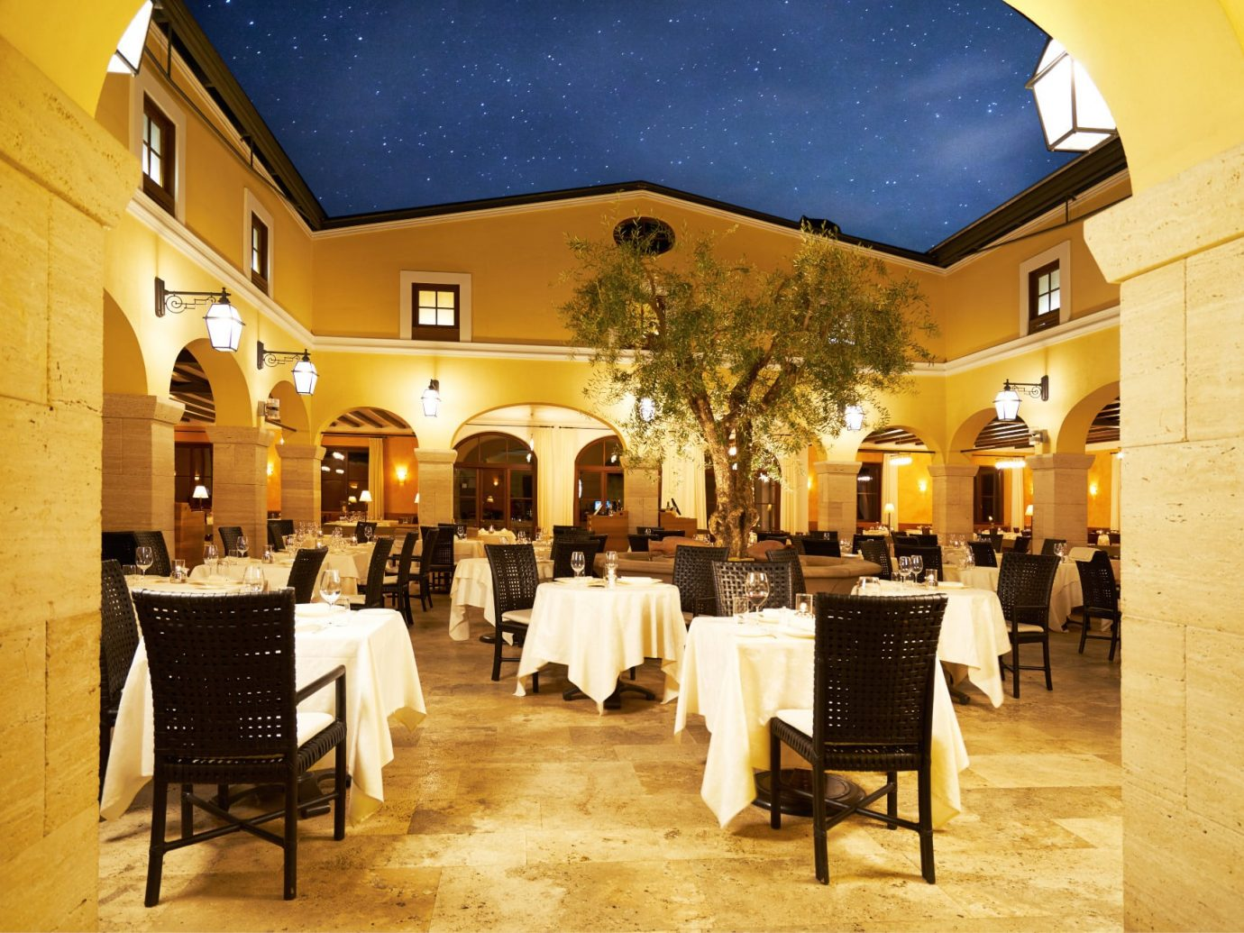 Restaurant at Adler Spa Resort Thermae