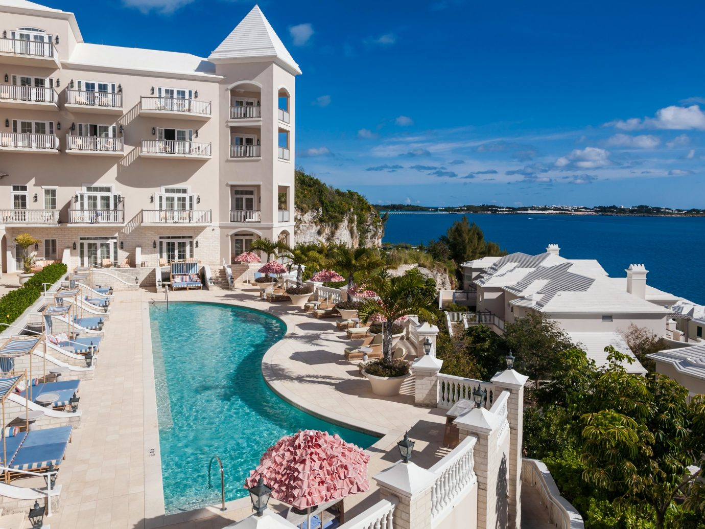 Pool at Rosewood Bermuda