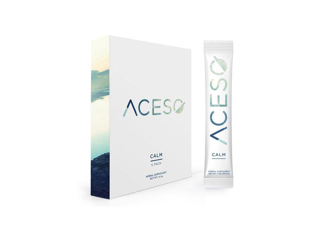 Aceso Calm CBD Beverage Powder