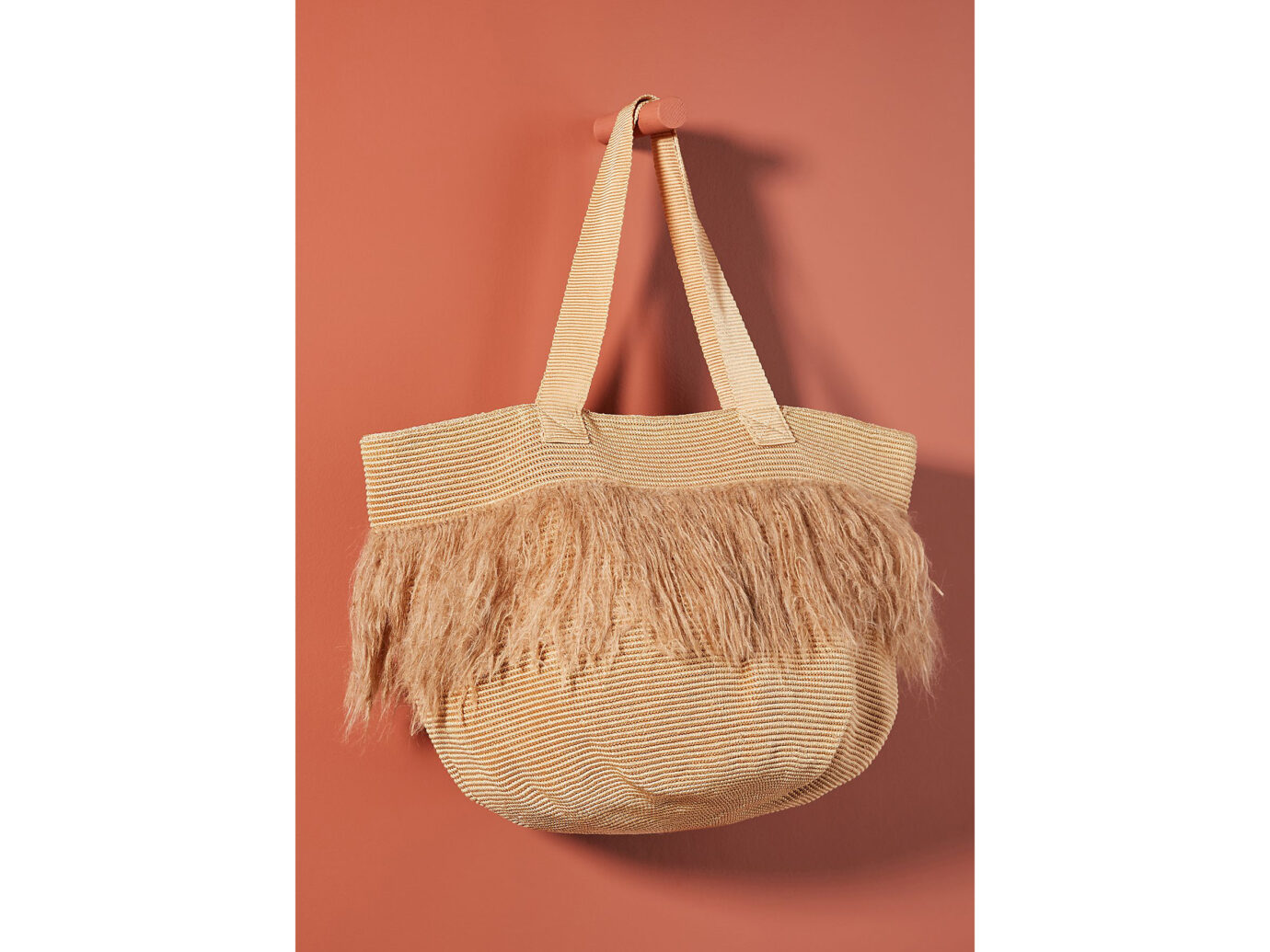 Sophie Anderson Trimmed Tote Bag