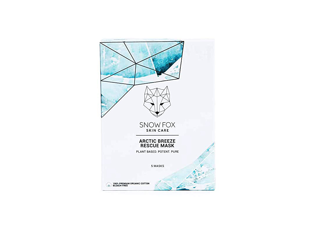 Snow Fox Skin Care Arctic Breeze Rescue Mask