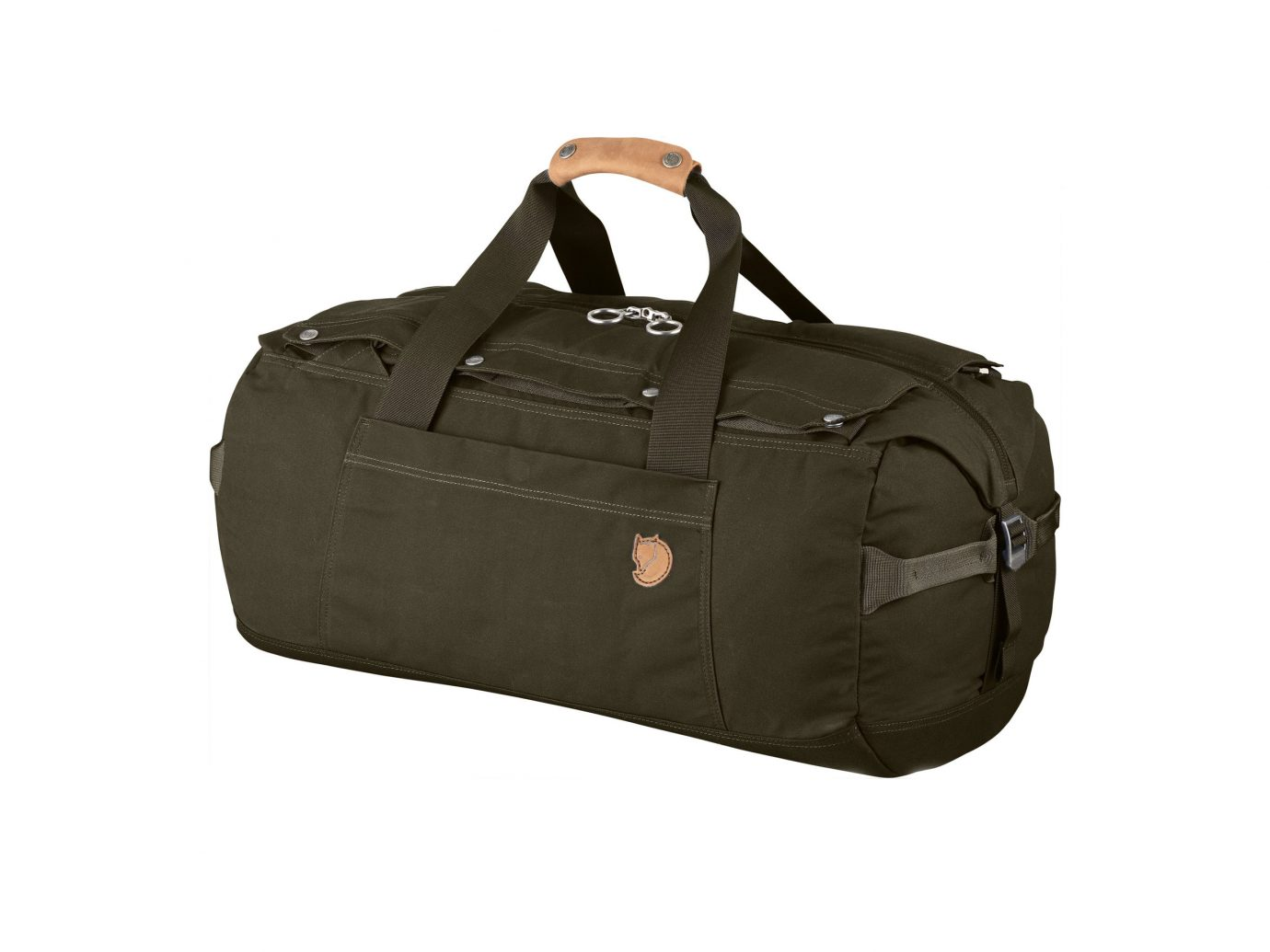 FJÄLLRÄVEN No. 6 Small Convertible Duffle Bag