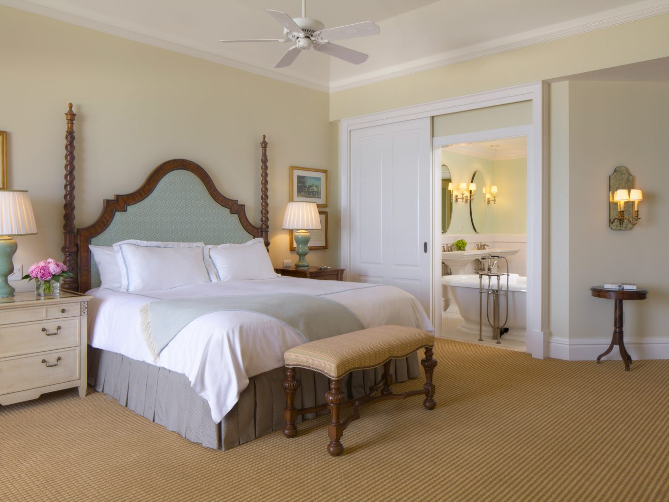 Bedroom at Rosewood Bermuda