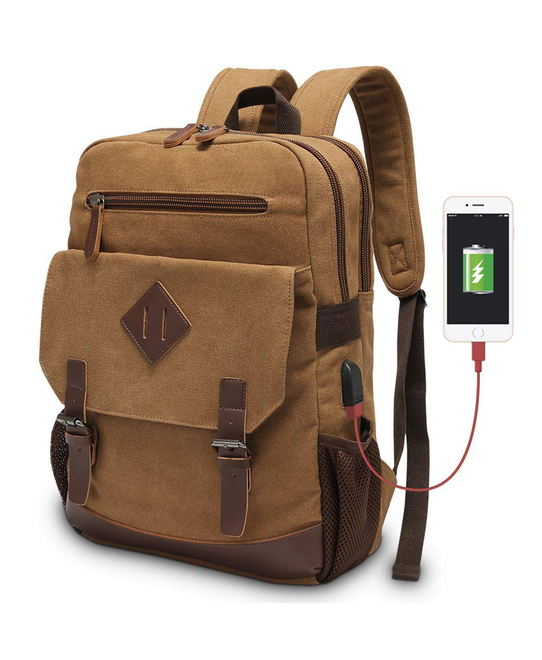 Charging Backpack