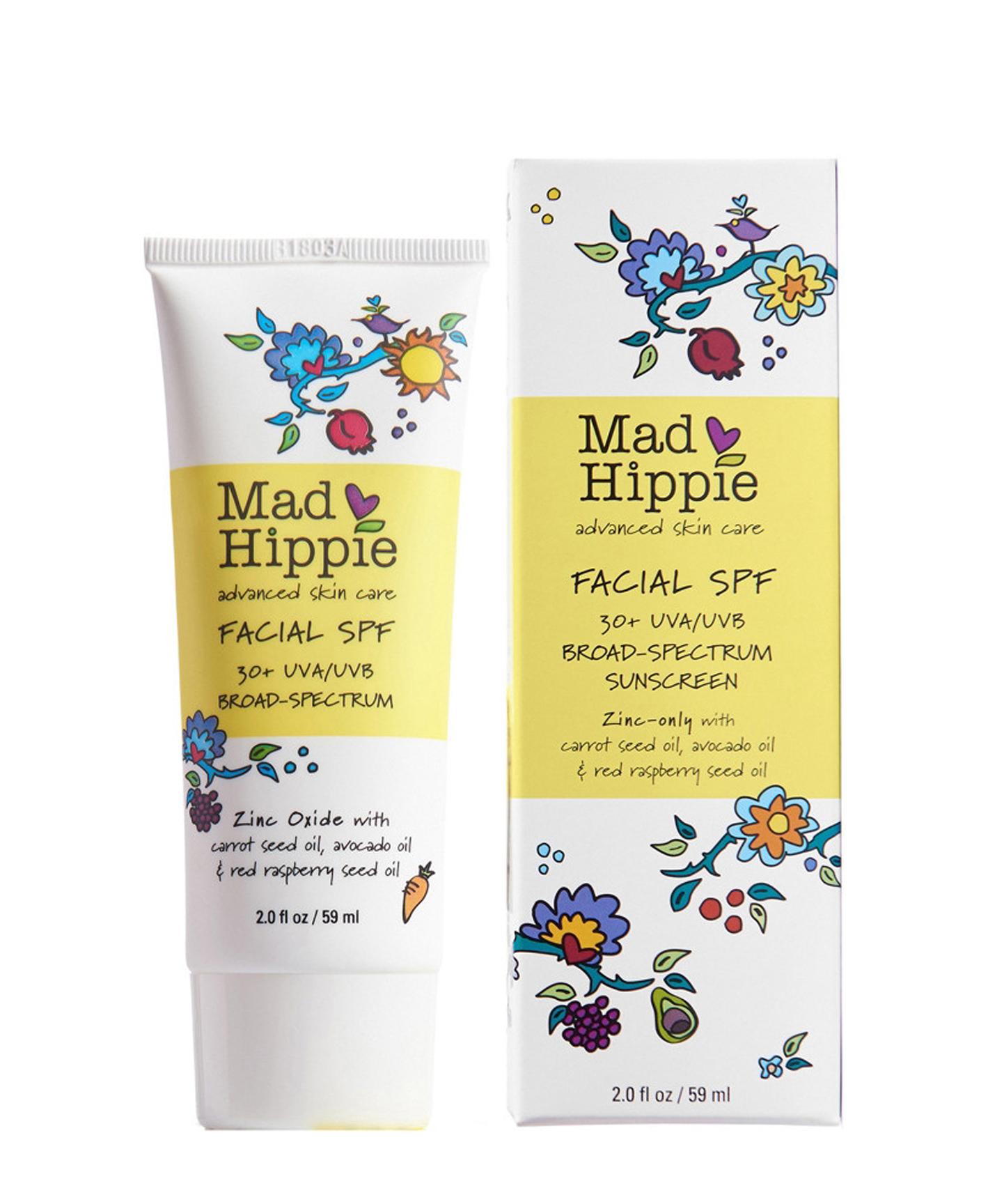 All-Natural Facial SPF 30+