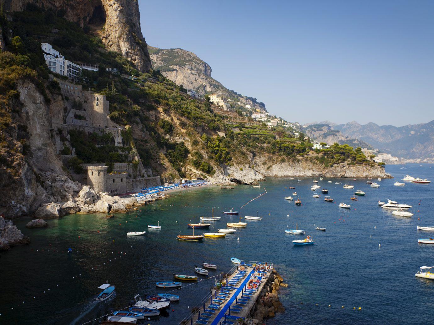 """""""The beautiful Amalfi Coast, Conca Dei Marini Bay, Italy."""""""