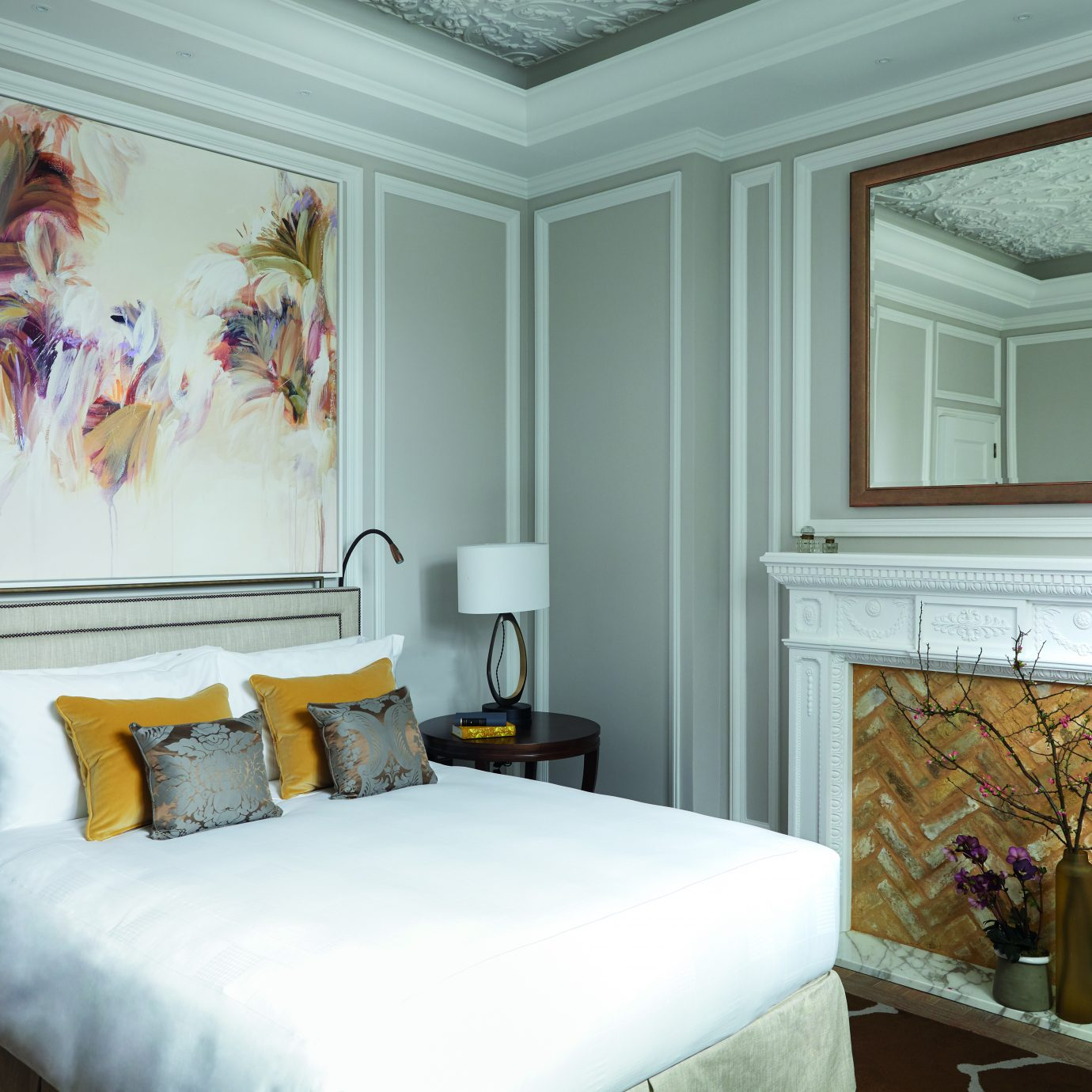 Guestroom at the Belmond Cadogan London