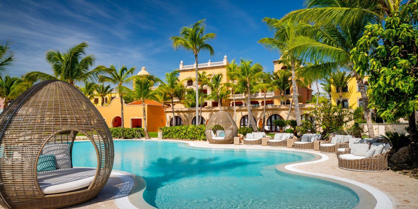 Pool at Sanctuary Cap Cana Dominican Republic
