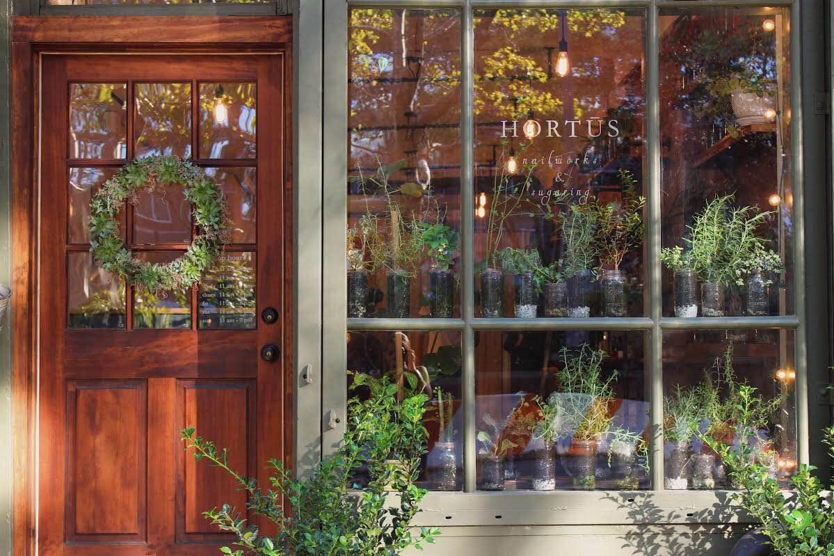 Hortus Nailworks exterior