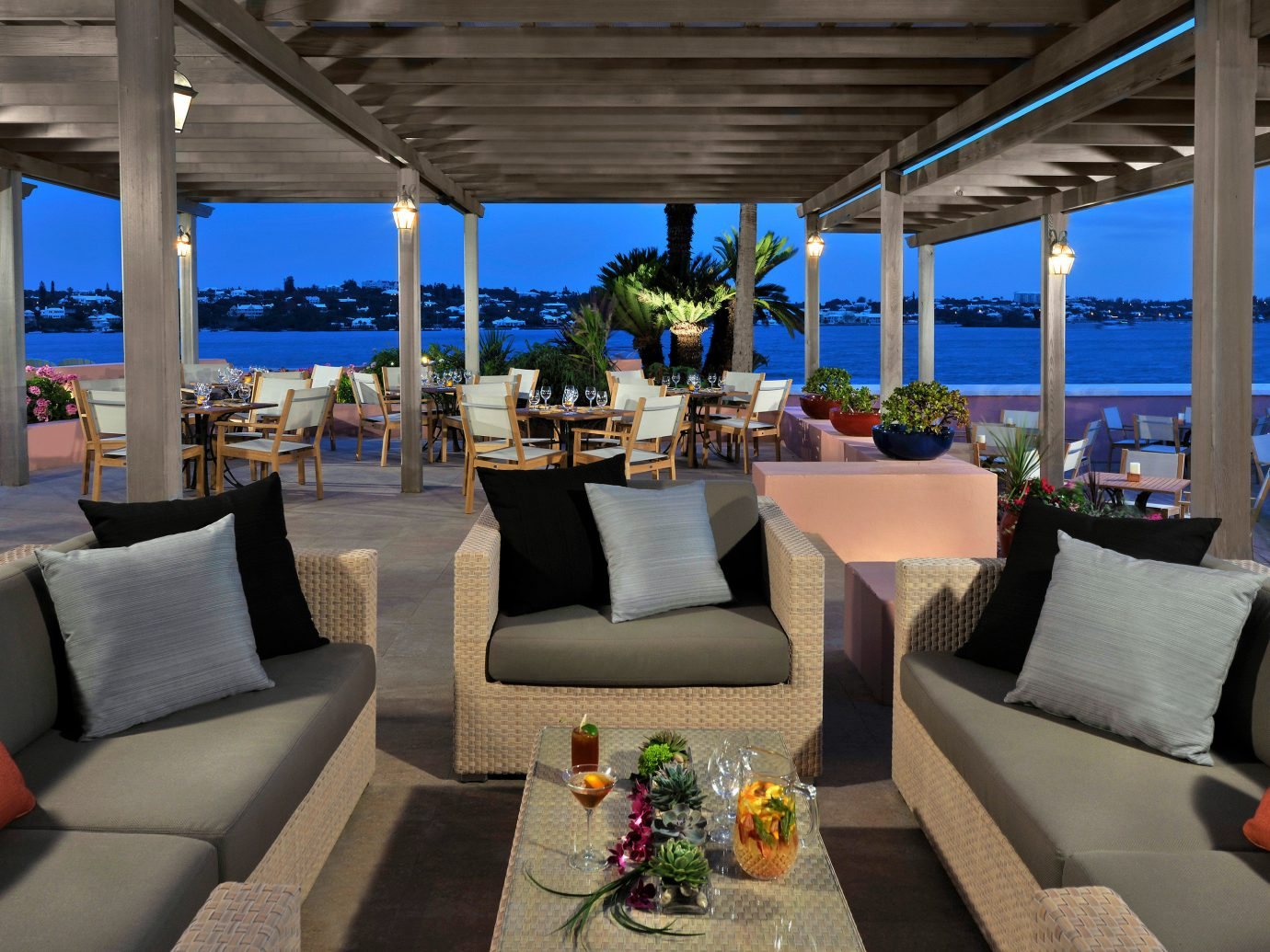 Restaurant at Hamilton Princess & Beach Club