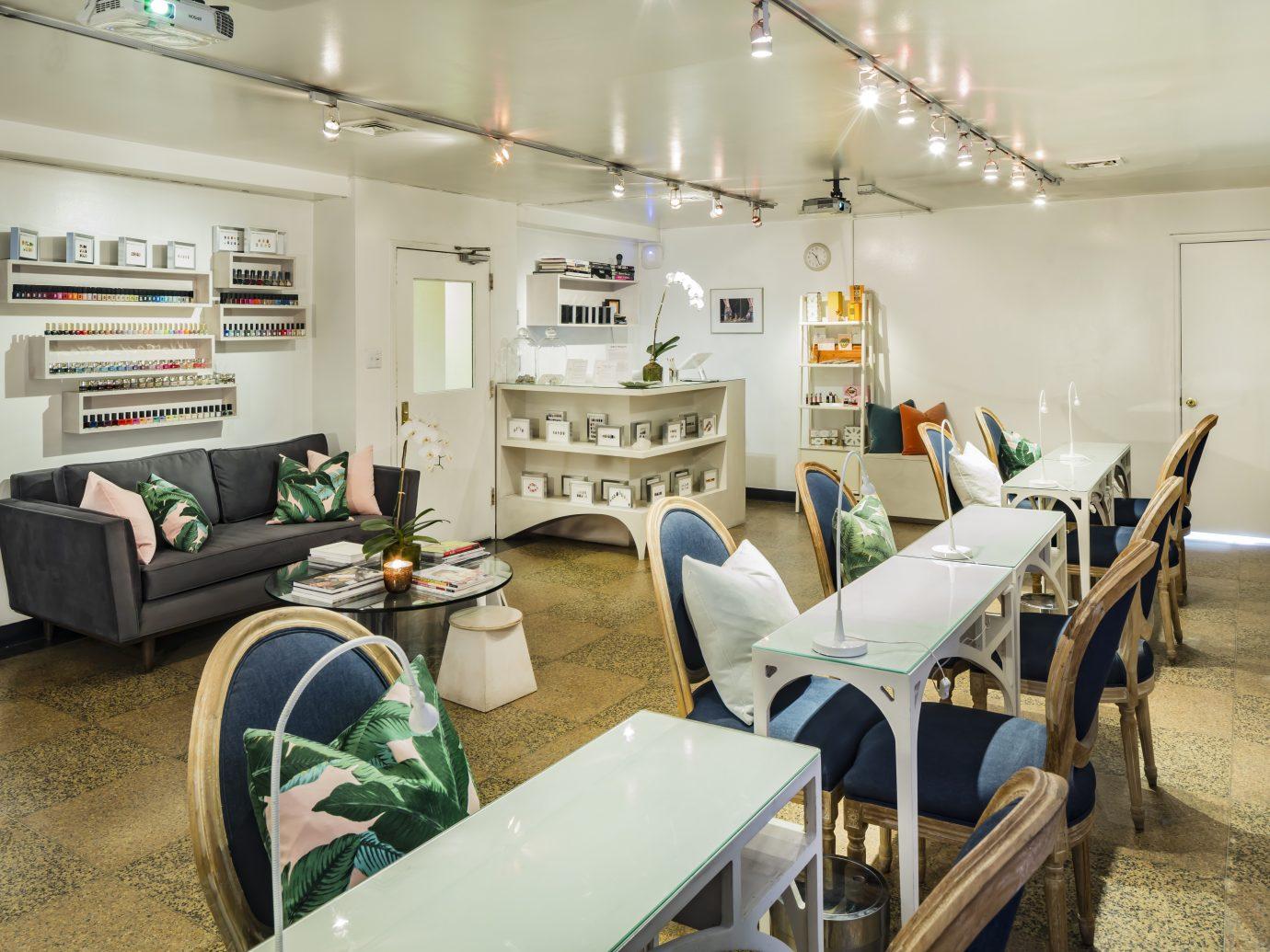 Vanity Projects salon interior