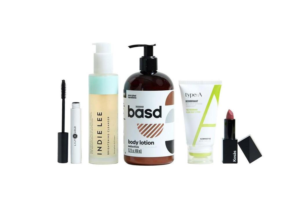 Credo Beauty Clean 5 Starter Kit