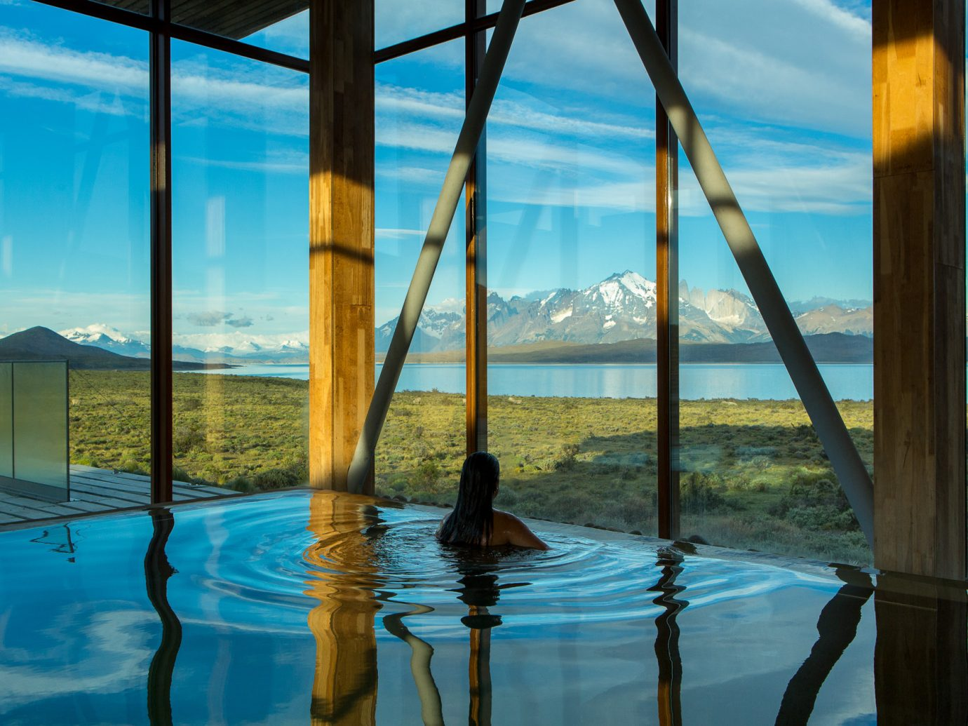 Spa at Tierra Patagonia Hotel And Spa
