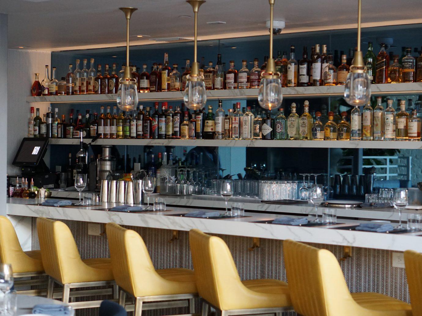 Main Dining Bar in Ad Lib in Miami